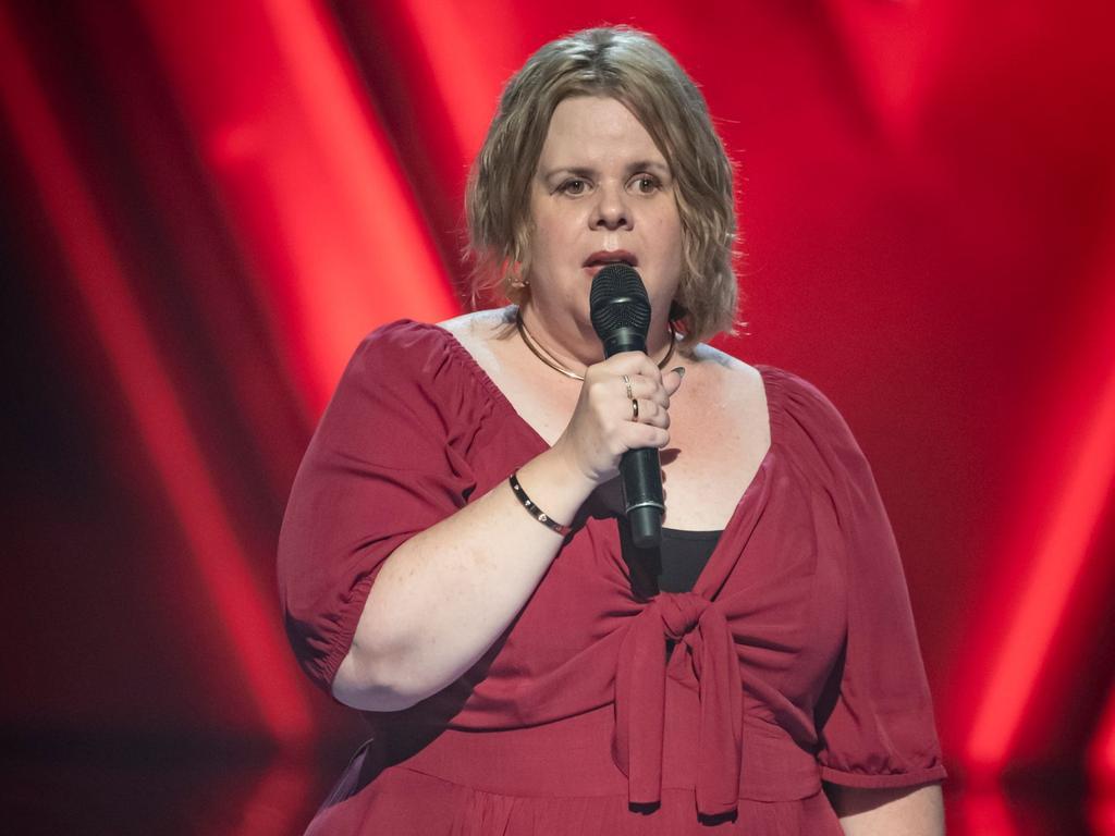 Jule-Anne Bell The Voice Australia