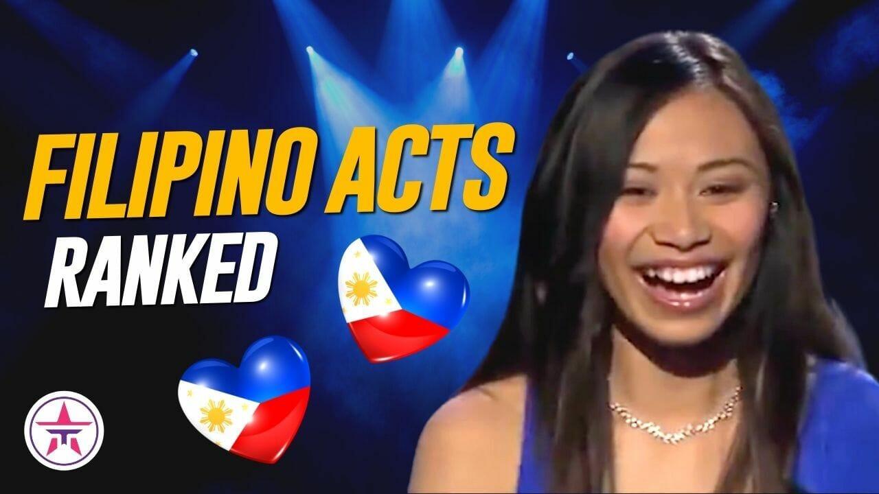 Best Filipino Acts