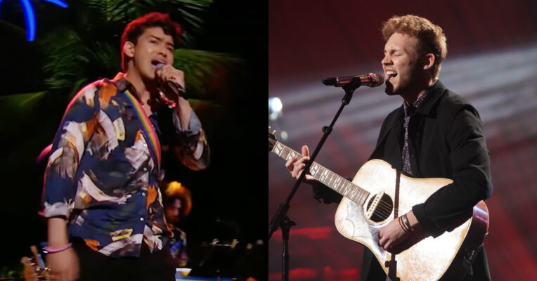 'American Idol's Hunter Metts Teams Up with Francisco Martin for Fall Tour