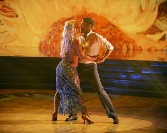 Brian Austin Green Dancing with the Stars