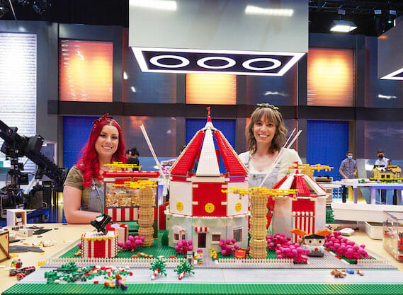 Lack of Gender Inclusivity Becomes Obvious As 'Lego Masters' Eliminates Final All-Woman Team