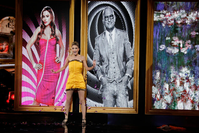 Simon Cowell Says 'AGT' Quick Change Artist Lea Kyle is 'the Best in the World'
