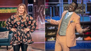From Kelly Clarkson to Nick Cannon: Talent Show Celebrities Rule the Talk Show Circuit